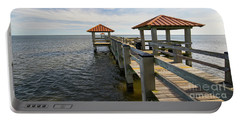 Gulf Coast Pier Portable Battery Charger