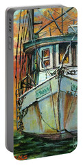Gulf Coast Shrimper Portable Battery Charger