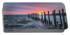 Gulf Coast Sunrise Portable Battery Charger