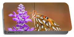 Gulf Fritillary Portable Battery Charger
