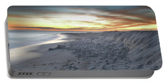 Portable Battery Charger featuring the photograph Gulf Island National Seashore by Renee Hardison