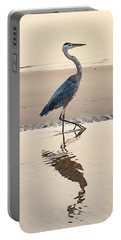 Gulf Port Great Blue Heron Portable Battery Charger