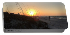 Gulf Shores Sunrise  Portable Battery Charger