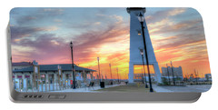 Gulfport Lighthouse Portable Battery Charger