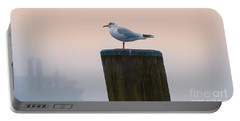 Gull And Fog Portable Battery Charger