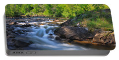 Gull River Falls - Gunflint Trail Minnesota Portable Battery Charger