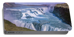Gullfoss, Iceland Portable Battery Charger