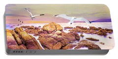 Gulls Glide Portable Battery Charger