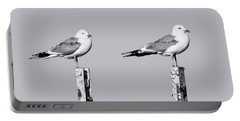 Gulls Portable Battery Charger