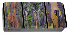Gum Trees At Lake St Clair Portable Battery Charger by Werner Padarin