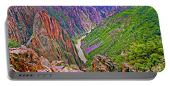 Gunnison River Portable Battery Charger