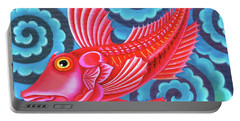 Gurnard Fish Portable Battery Charger