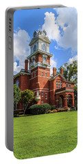 Gwinnett County Historic Courthouse Portable Battery Charger