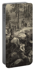 H R H The Prince Of Wales Deer Stalking  Portable Battery Charger