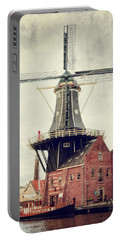 Haarlem Windmill II Portable Battery Charger