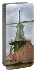 Haarlem Windmill Portable Battery Charger