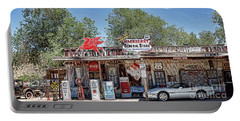 Hackberry General Store On Route 66, Arizona Portable Battery Charger