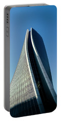 Hadid Tower, Milan, Italy Portable Battery Charger