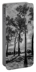 Hagley Park Treescape Portable Battery Charger