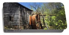Hagood Mill Historic Site Gristmill Portable Battery Charger