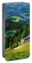 Hahnenkamm - Kitzbuehel Portable Battery Charger