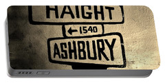 Haight Ashbury Portable Battery Charger