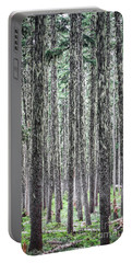 Hairy Forest Portable Battery Charger