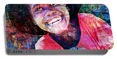 Haitian Daughter Portable Battery Charger