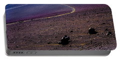 Portable Battery Charger featuring the photograph Haleakala 2 by M G Whittingham