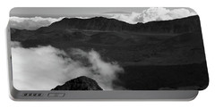 Haleakala B/w Portable Battery Charger