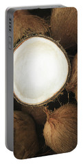 Coconut Portable Battery Chargers