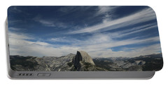 Half Dome Sky Portable Battery Charger