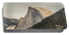 Half Dome Yosemite Valley Yosemite National Park Portable Battery Charger