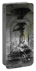 Hall Of Secrets Portable Battery Charger