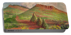 Hall Ranch Hogback Portable Battery Charger