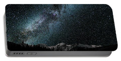 Hallet Peak - Milky Way Portable Battery Charger