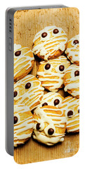 Halloween Baking Treats Portable Battery Charger