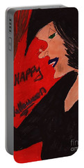 Halloween Greetings Portable Battery Charger