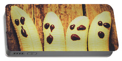 Halloween Healthy Treats Portable Battery Charger
