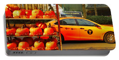 Halloween In New York  Portable Battery Charger