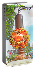 Halloween In Walt Disney World Portable Battery Charger
