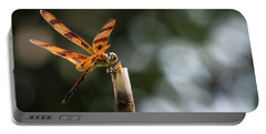 Halloween Pennant #2 Portable Battery Charger