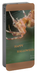 Halloween Spider Portable Battery Charger