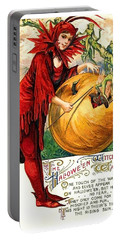Halloween Witch Wand Portable Battery Charger