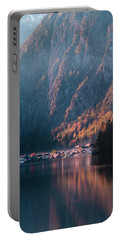 Hallstatt Fall Portable Battery Charger