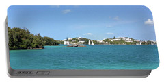 Hamilton Harbour, Bermuda Portable Battery Charger