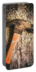 Hammer Details In Carpentry Portable Battery Charger