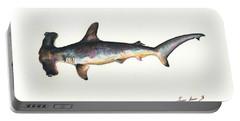 Hammerhead Shark Portable Battery Charger