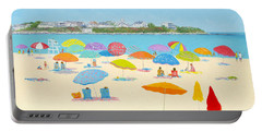 Hampton Beach Umbrellas Portable Battery Charger