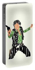Han Solo From Star Wars Portable Battery Charger